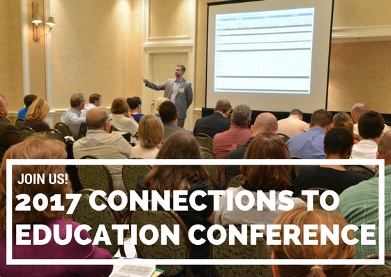 Register Today for the Connections to Education Conference!